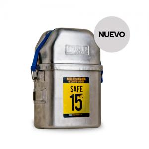 Autorrescatador Steelpro Safe15