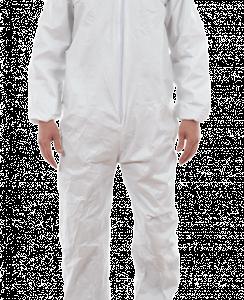 Buzo Desechable Steelgen Blanco