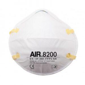 Mascarilla descartable AIR 8200