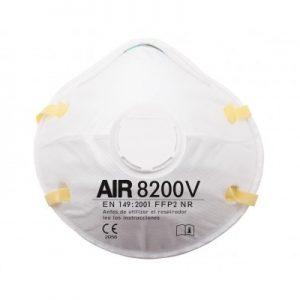 Mascarilla descartable AIR 8200V