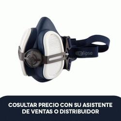 RESPIRADOR ELIPSE COMPLETO CON FILTROS P3P100 ODORS WALL SPR337 ISP®